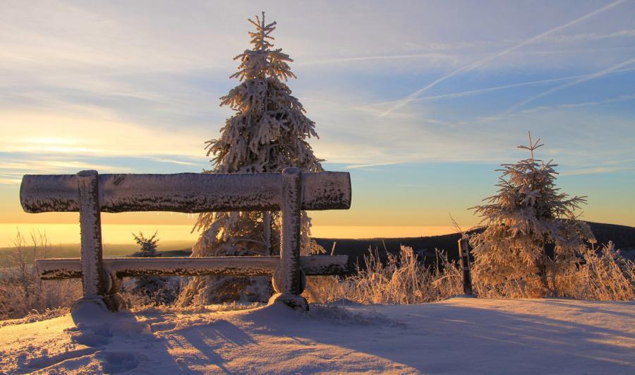 Frohe Weihnachten im Erzgebirge