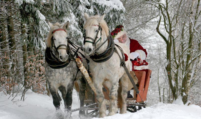 Weihnachtsromantik in Südböhmen