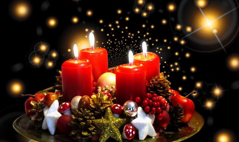 Bezaubernde Weihnachten an Saale und Unstrut