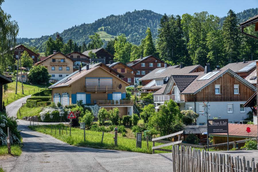 Bodenseetraeumerei & Berggefluester im Vier-Laender-Eck