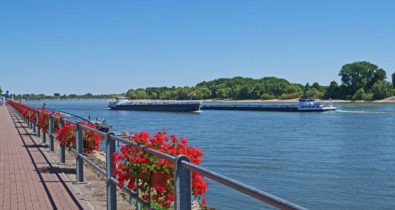 Rhein in Flammen in Koblenz