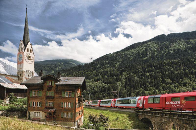 Bahn-Duett für Gipfelstürmer
